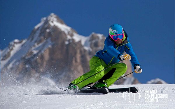5denní Dolomiti Superski, Falcade se skipasem | Různé hotely*** | Doprava, ubytování, polopenze a skipas v ceně