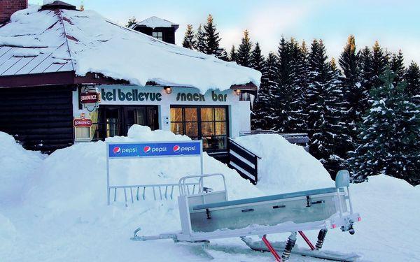 Sporthotel Bellevue K-180 v Harrachově přímo na sjezdovce s polopenzí5