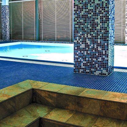 Relaxační pobyt s polopenzí a neomezeným wellness