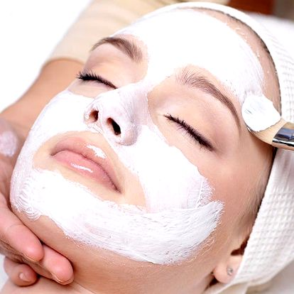 Antistresové kosmetické ošetření vč. barvení řas