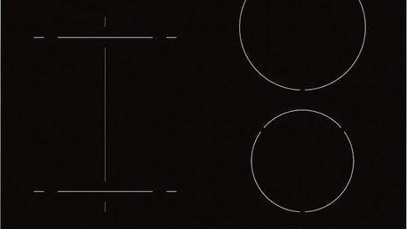 Indukční varná deska Electrolux Inspiration EHI6540FHK černá + DOPRAVA ZDARMA