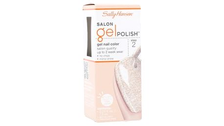 Sally Hansen Salon Gel Polish Step 2 7 ml lak na nehty pro ženy 185 Karat Cake