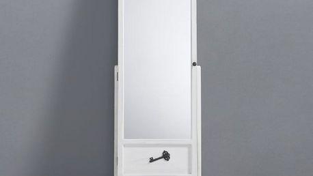 Skrinka na šperky claudine, 50/139,5/46 cm