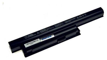 Baterie Avacom pro Sony Vaio EA/EB/EC series/VGP-BPS22 Li-ion 10,8V 5200mAh (NOSO-22BN-806) černý