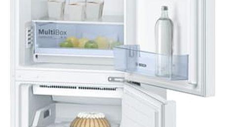 Kombinace chladničky s mrazničkou Bosch KGN36NW30 bílá + DOPRAVA ZDARMA