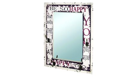 Zrcadlo s věšáčky YOU 28954
