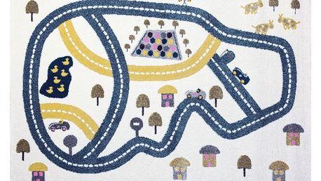 Koberec Art For Kids Racetrack, 135x190cm - doprava zdarma!