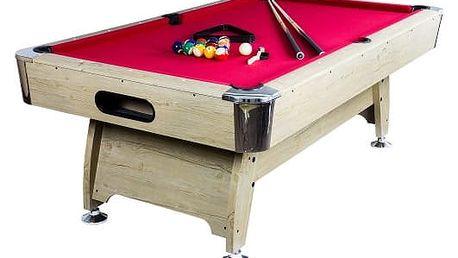 Tuin 9513 Kulečníkový stůl pool billiard kulečník 7 ft s vybavením