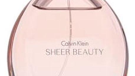 Calvin Klein Sheer Beauty 100 ml EDT W