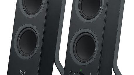 Reproduktory Logitech Z207 Bluetooth (980-001295) černé