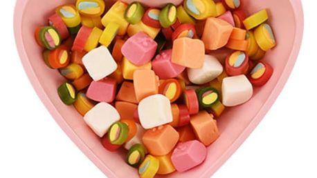 Plastová miska Srdce