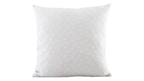 House Doctor Povlak na polštář Leh grey 60x60, šedá barva, textil