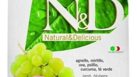 Granule N&D Grain Free CAT Adult Lamb & Blueberry 1,5 kg