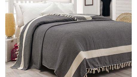 Bavlněný přehoz přes postel Hasir,200x240cm - doprava zdarma!