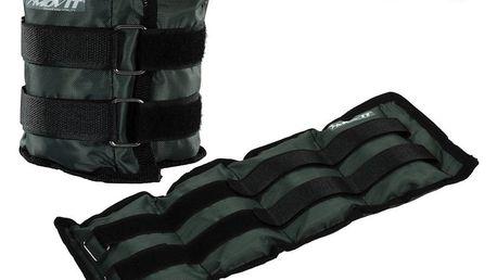 MOVIT 31948 zátěžové manžety, 2 x 1,5 kg šedá