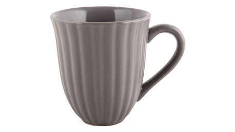 IB LAURSEN Hrnek Mynte French grey, šedá barva, keramika