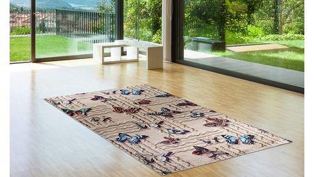 Odolný koberec Vitaus Cindy,80x150cm - doprava zdarma!