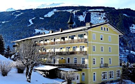 Rakousko, Salzbursko, vlastní dopravou na 5 dní polopenze