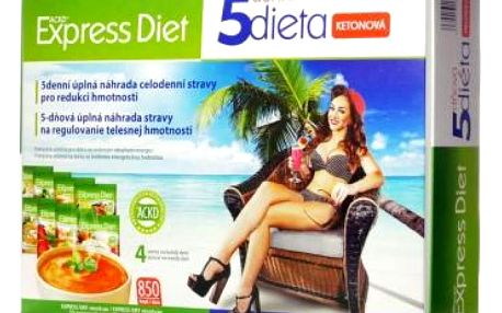 GOOD NATURE Express Diet 5ti denní dieta proteinová