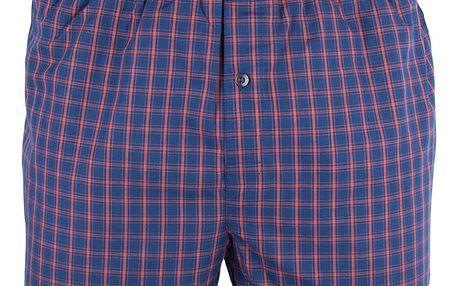 Pánské trenýrky Calvin Klein slim fit modro oranžové L