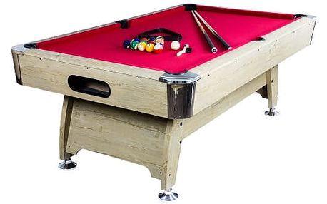 MAX 9513 Kulečníkový stůl 7 ft s vybavením