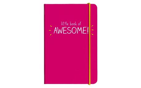 Notes A6 Happy Jackson Little Book of Awesome - doprava zdarma!