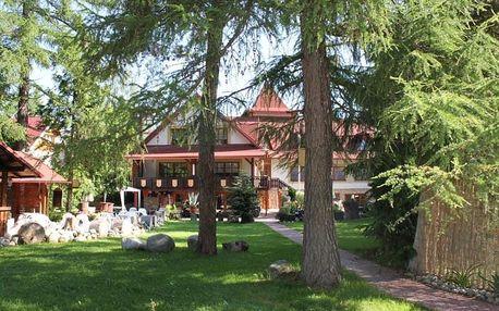 Vysoké Tatry: 3-6 dní pro dva, polopenze a privátní wellness