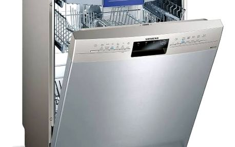 Myčka nádobí Siemens SN236I01KE nerez + Doprava zdarma