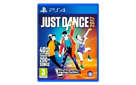 Hra Ubisoft Just Dance 2017 Unlimited (3307215967492)
