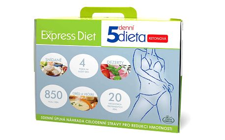 GOOD NATURE Express Diet 5ti denní dieta proteinová
