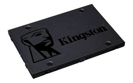 SSD Kingston A400 120GB (SA400S37/120G) šedý
