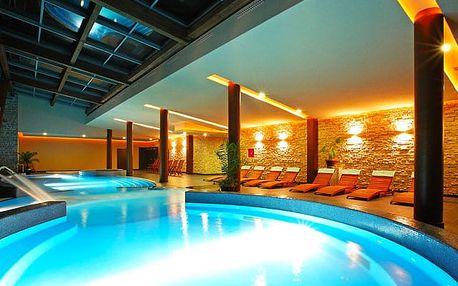 Anna Grand Hotel Wine & Vital****, Hotel v 200 let staré klasicistní budově a rozsáhé wellness