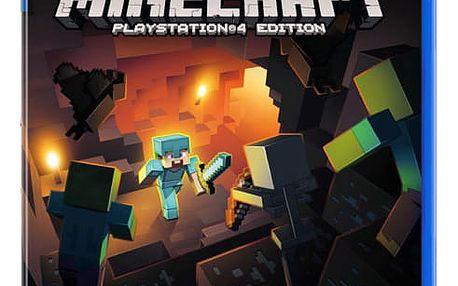 Hra Sony Minecraft (PS719440215)
