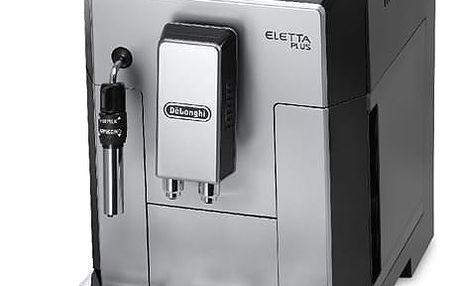 Espresso DeLonghi Eletta ECAM 44.620 S černé/stříbrné/nerez + DOPRAVA ZDARMA