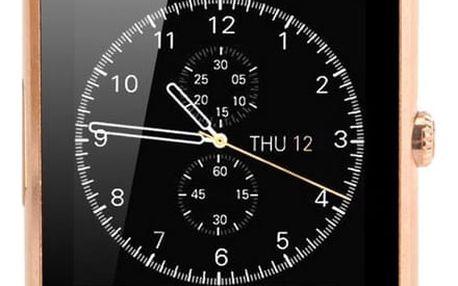 Chytré hodinky kompletně v češtině se všemi potřebnými funkcemi