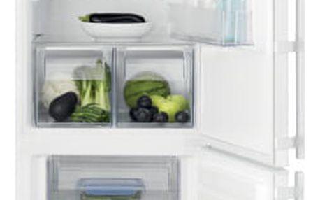 Chladnička s mrazničkou Electrolux EN3853MOW bílá + DOPRAVA ZDARMA