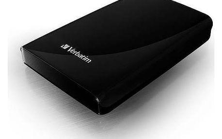 """Externí pevný disk 2,5"""" Verbatim Store 'n' Go 2TB (53177) černý"""