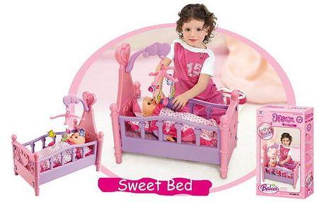 Dětská postýlka G21 pro panenky