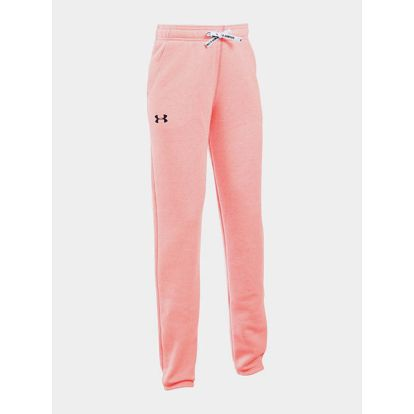 Tepláky Under Armour Coldgear Favorite Fleece Jogger Růžová