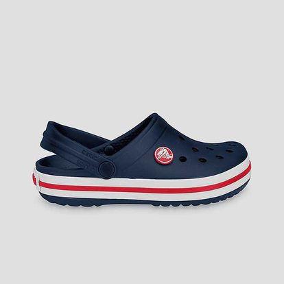 Sandály Crocs Crocband Kids Navy Modrá
