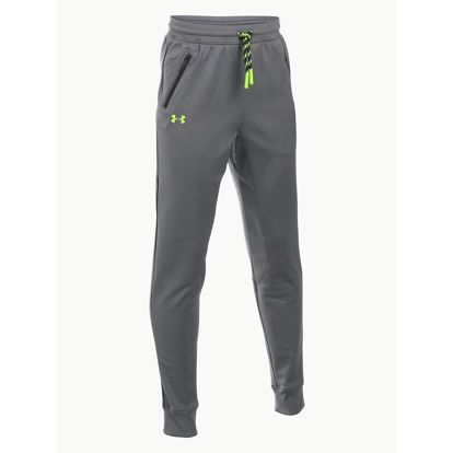 Tepláky Under Armour Pennant Tapered Pant Šedá