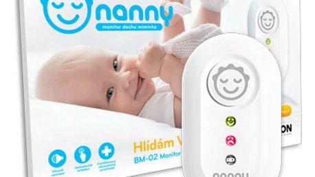 Jablotron Baby monitor dechu Nanny BM-02