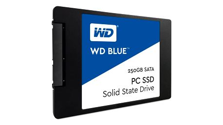 SSD Western Digital Blue 3D NAND 250GB (WDS250G2B0A)