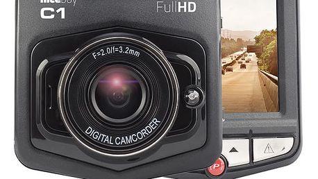 Autokamera Niceboy C1 černá