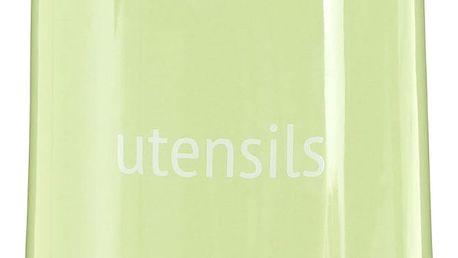 Zelená nádoba na kuchyňské nástroje Premier Housewares Fletcher