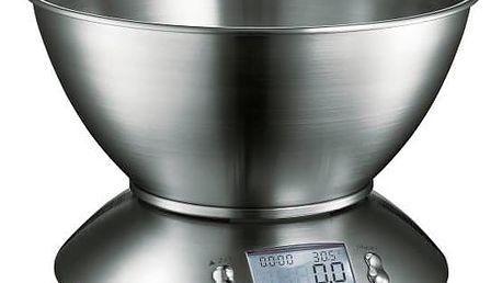 Kuchyňská váha Gallet Saintes BAC 415 nerez + Doprava zdarma