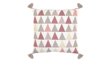 Polštář Art For Kids Pink Triangles