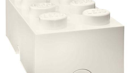Bílý úložný box LEGO®