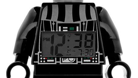 Hodiny s budíkem LEGO® Star Wars Darth Vader