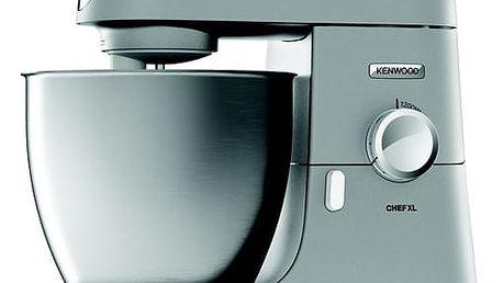 Kuchyňský robot Kenwood Chef XL KVL4170S stříbrný + DOPRAVA ZDARMA